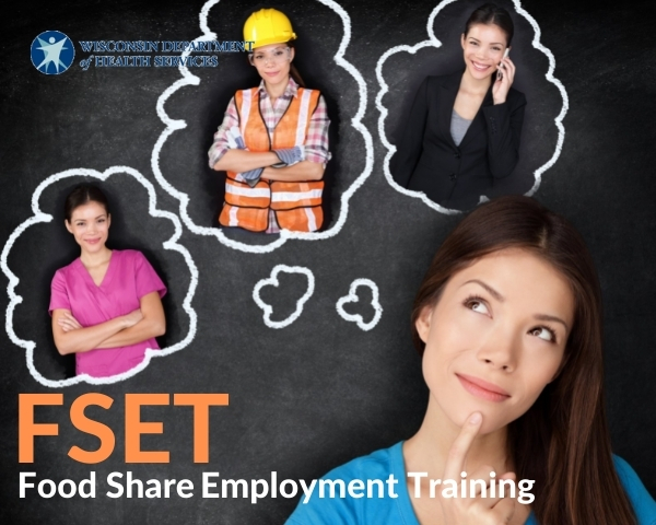 Food Share Employment Training @ the Library
